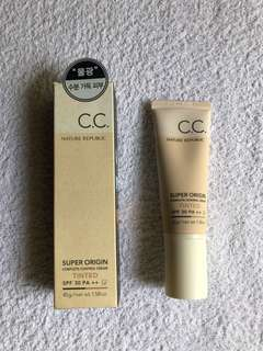 Nature Republic Super Origin CC Cream - Tinted