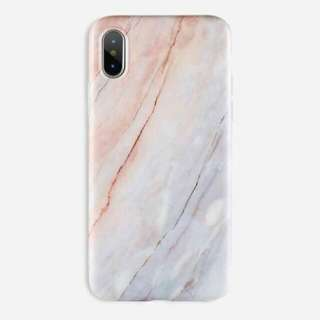 Gradient Marble Glossy Case