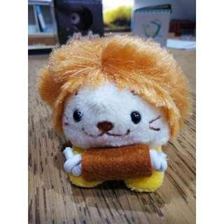全新 日本 獅子造型小海豹 原價300
