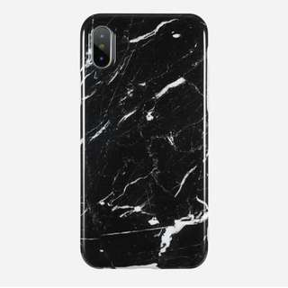 Black Marble Glossy Case