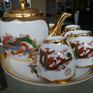 Tea Pot Set
