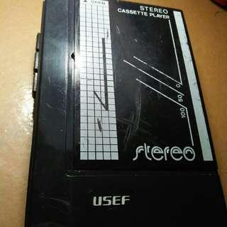 Walkman USEF jadul