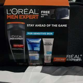 Loreal Men Expert set