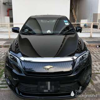 9H Ceramic Coating [Toyota Harrier]