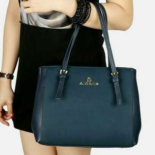 Aigner Queen Monte (Blue)