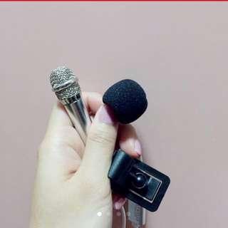 小型唱k 神器 karaoke mic
