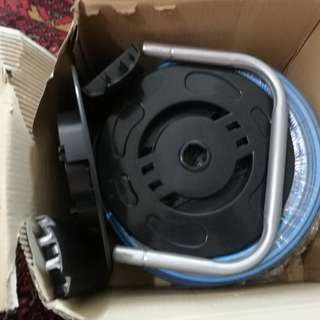 New Hose Reel Set 10 mts (Brand new)