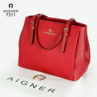 Aigner Queen Monte (Red)