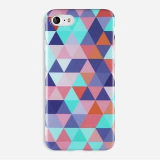 Geometrical Colorful Case