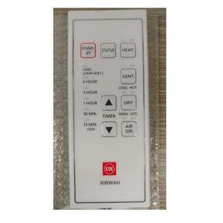 KDK 30BWAH浴室寳搖控器