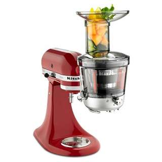 KitchenAid  Slow Juicer Attachement