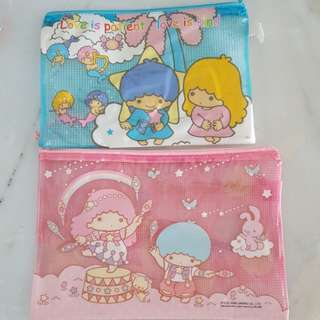 Little Twin Stars Pouch