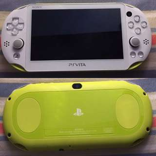 代放🕹PlayStation Vita  Model PCH-2006