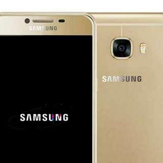 Samsung C7 (Gold)