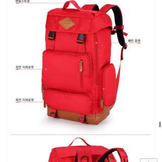 Travel bag, Hiking bag