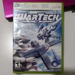 XBox 360 WarTech
