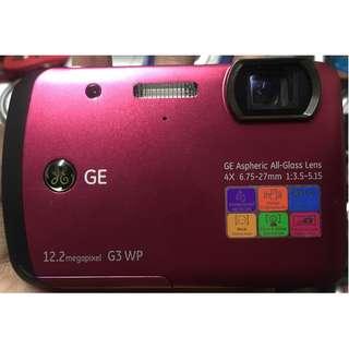GE Waterproof camera