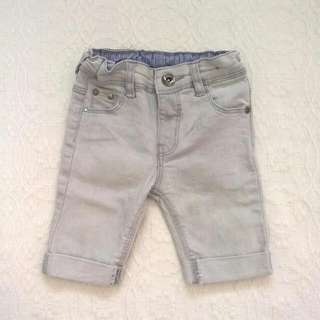 Maong Shorts For Baby Boy