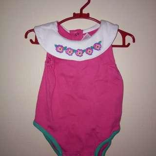 Pink onesies