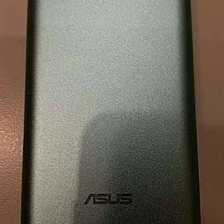 ASUS寶藍色充電寶10050mAH 支持1A 2.4A充電
