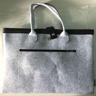 Brand New Felt Laptop Bag