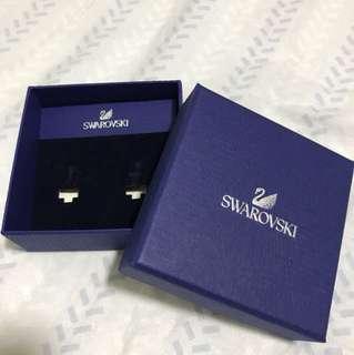 Swarovski earring empty box