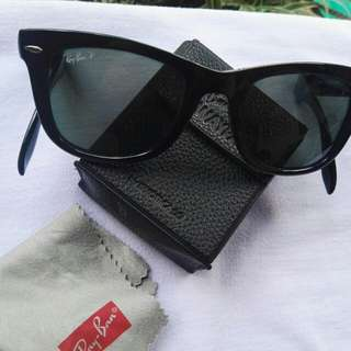 Ray-ban Folding Wayfarer RB 4105 Polarized Lense