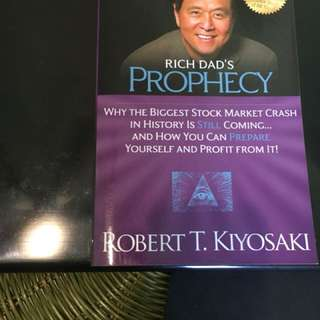 Rich Dad's Prophecy by Robert Kiyosaki