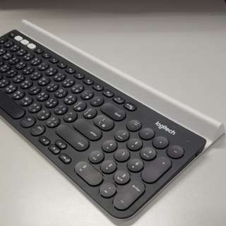 Logitech K780 Wireless Keyboard無線鍵盤