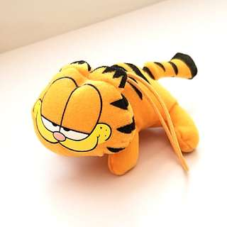 Garfield Cat Hanging Toy