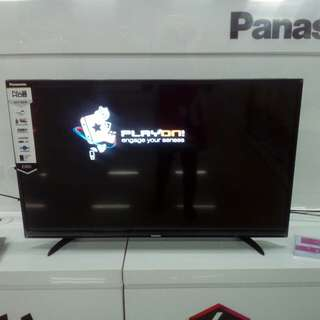 "Panasonic LED TV 43"" Analog"