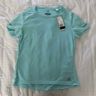 ADIDAS Climalite Energy Running Tee Size M