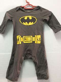Batman Romper