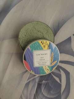 Masker herbal