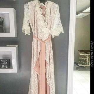 La Tercera Bridal Robe
