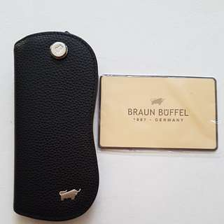 Braun Buffel Key Holder
