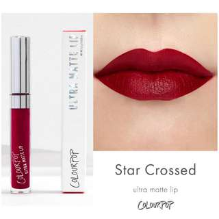 (FREE SHIPPING)Readystock COLOURPOP ULTRA MATTE LIP