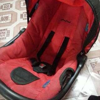 Halford Baby Car Seat