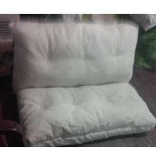 Two Seater Legless sofa