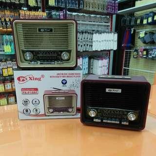 SPEAKER RADIO PX-P18BT