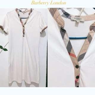 Original Burberry London Mini Dress