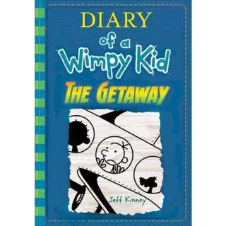 Diary Of A Wimpy Kid- THE GETAWAY