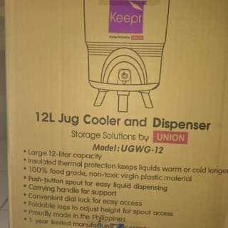 Keepr Jug Cooler and Dispenser