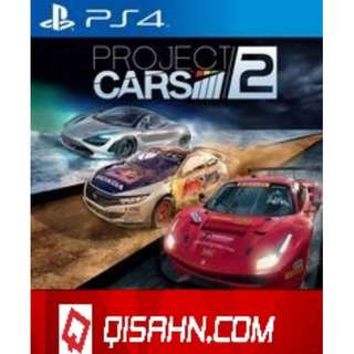 PREOWNED PS4 PROJECT CARS 2 ( Playstation 4 )