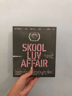 BTS Skool Luv Affair Album with Jimin PC