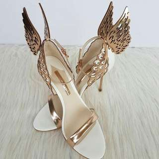 Sophia Webster Butterfly Heels