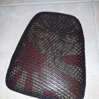 Krr Rear seat (Rising sun & netting)