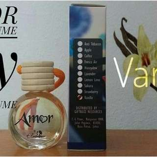 Amor Car Perfume