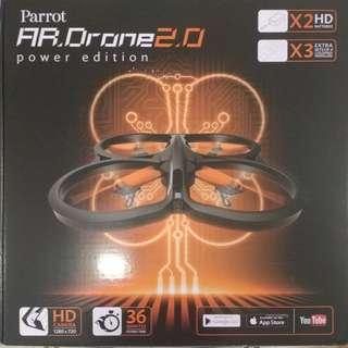 90%新 航拍機 Parrrot AR Drane 2.0