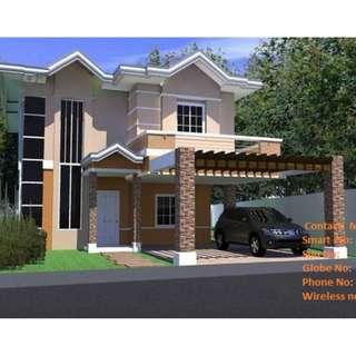 House and Lot in East Fairview Subd. 266.66sq.m Single Attach